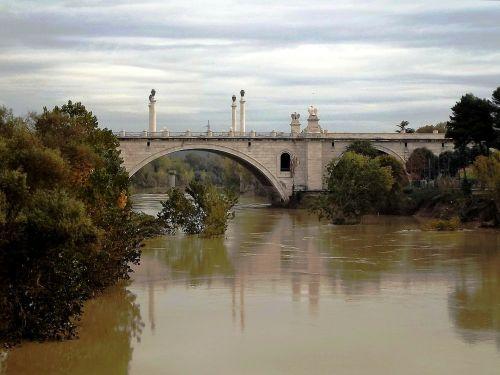 rome river tiber