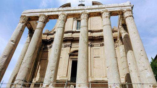 rome roman forum historic