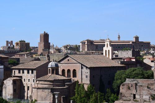 rome italia monuments