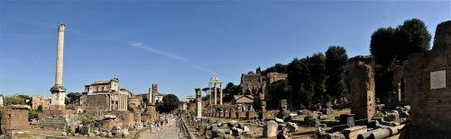 rome forum landmark