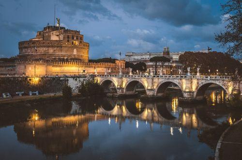 rome castle castel