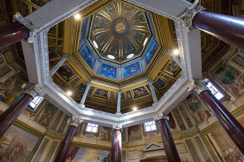 rome  church  architecture