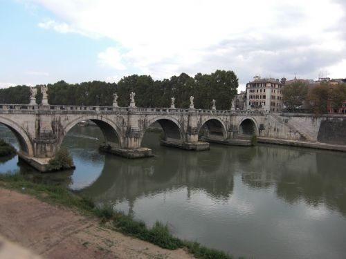 rome italy tiber