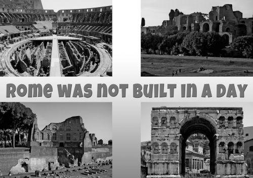 rome ancient building