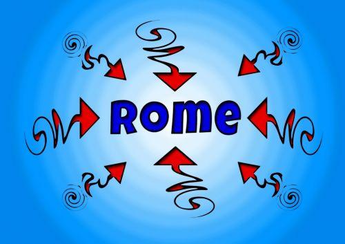 rome search figure of speech