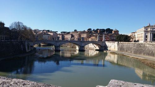 rome tiber capital