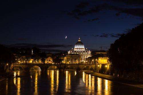 rome trastevere bridge