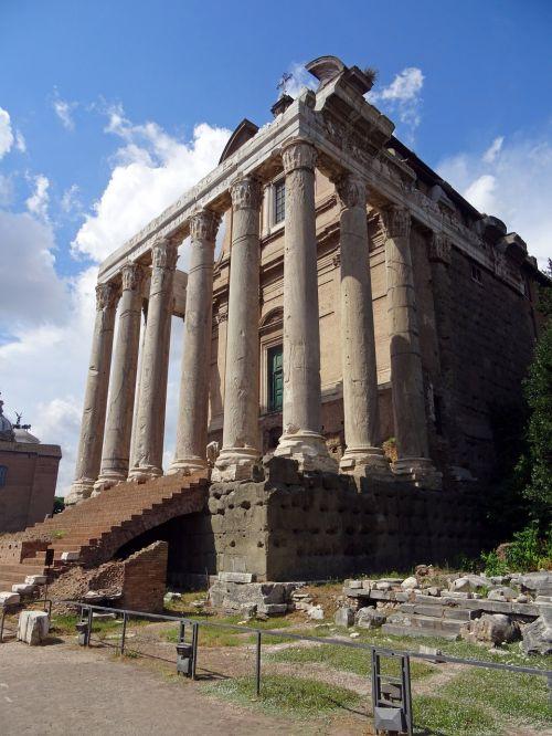 rome italy antique