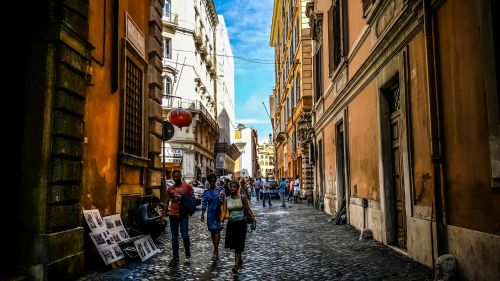Rome Back Streets