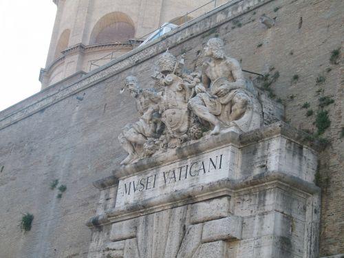 Rome Vatican City Entrance