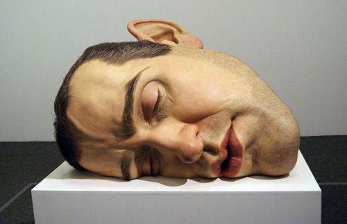 ron mueck mask arts
