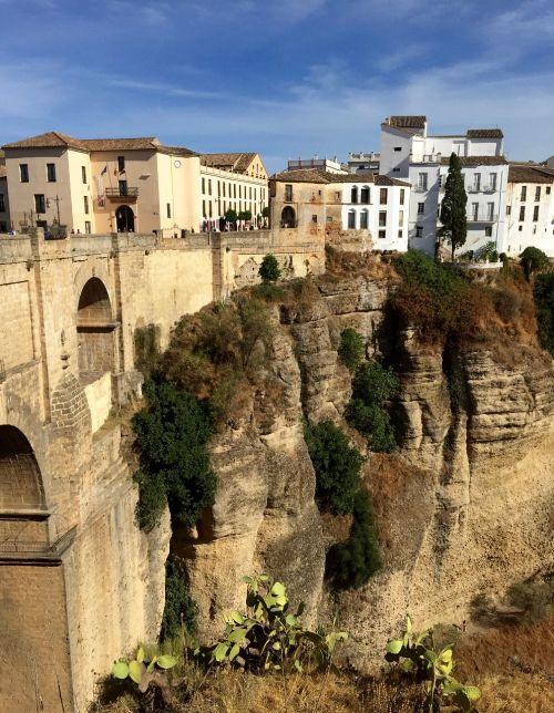 ronda white village andalusia