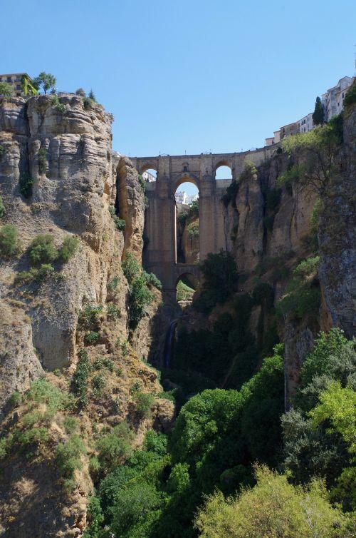 ronda bridge gorge