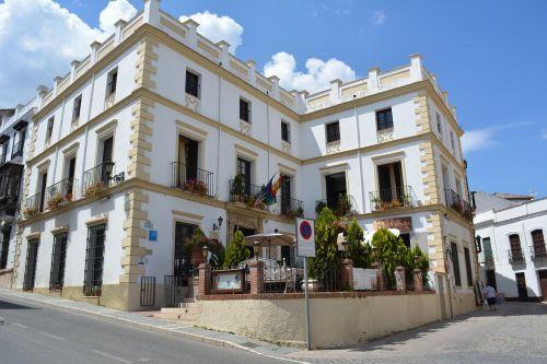 ronda andalusia building