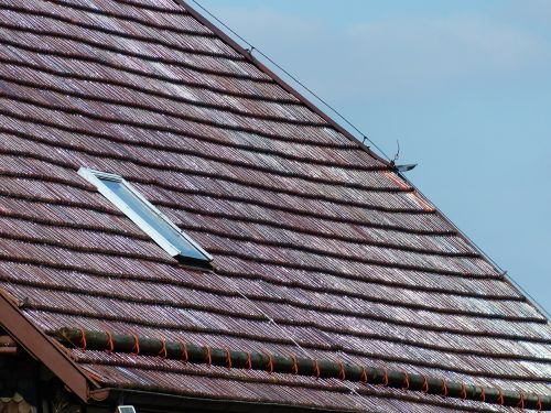 roof tile roof windows