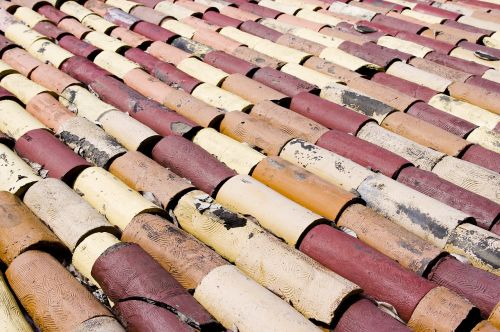 roof pattern color