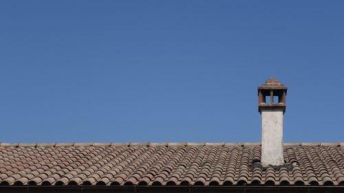 roof fireplace shingle