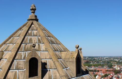 roof dom to speyer outlook