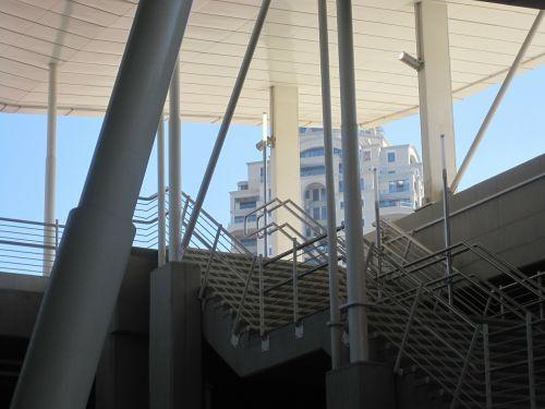 roof railings poles