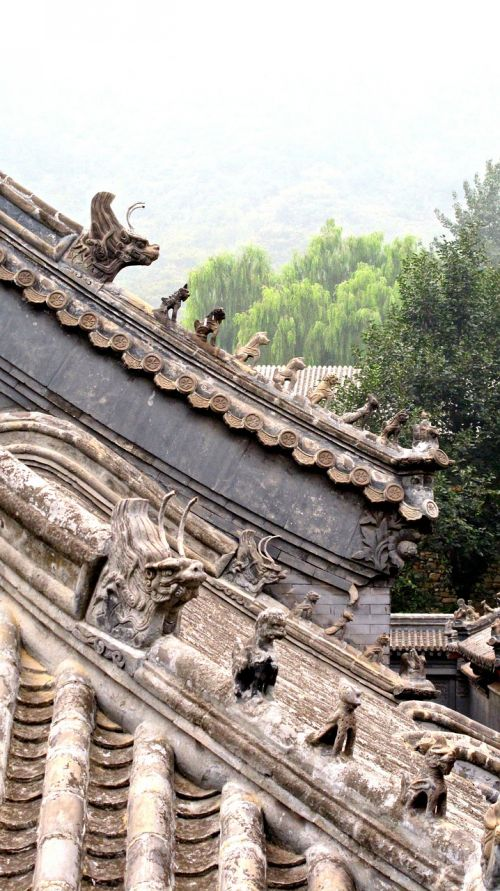roof chinese architecture