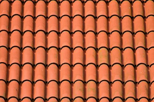 roof tile house roof