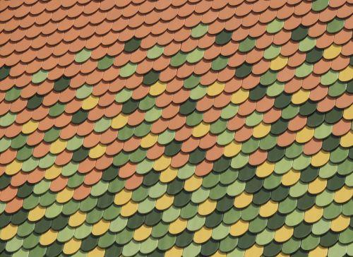 roof shingle pattern
