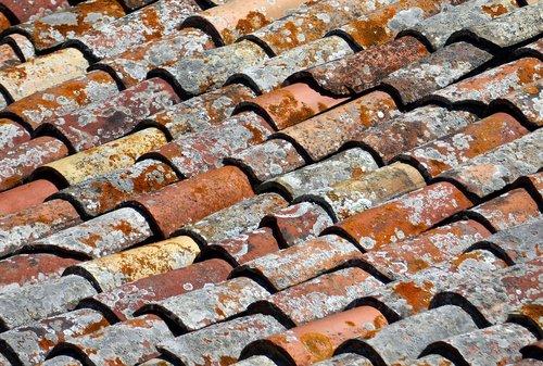 roof  brick  tile