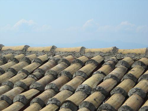 roof tile greece