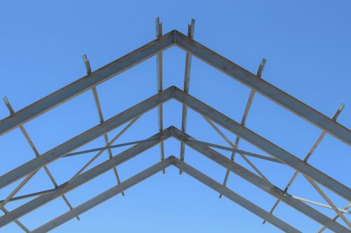 roof construction aluminium gland