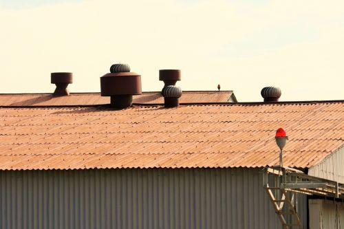 Roof Of Hanger