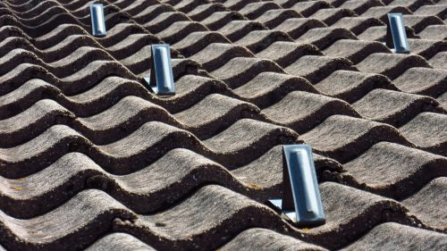 roof shingles roof building