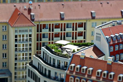 roof terrace architecture dresden