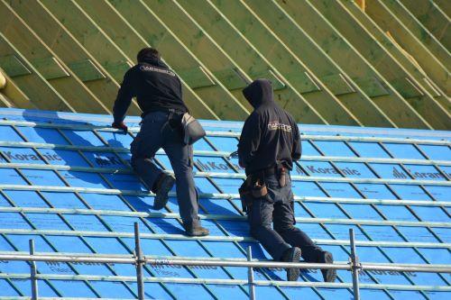 roofers job people