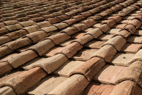 roofing tiles terracotta