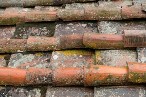 roofing roof brick