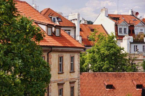 roofs bowever prague