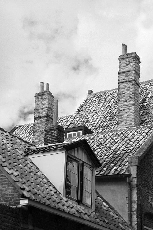 roofs chimney homes