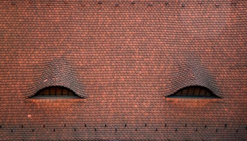 rooftop minimal eye