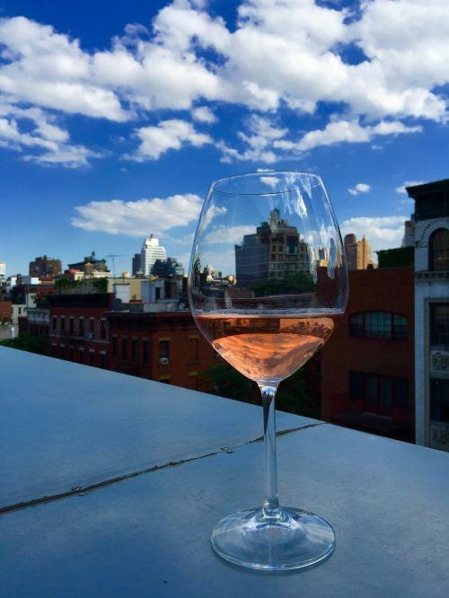 rooftop wine new york