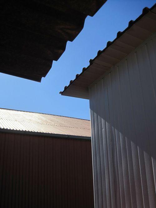 rooftops underside rectangular dimensions