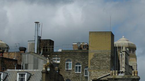 Rooftops Skyline
