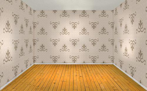 room empty interior