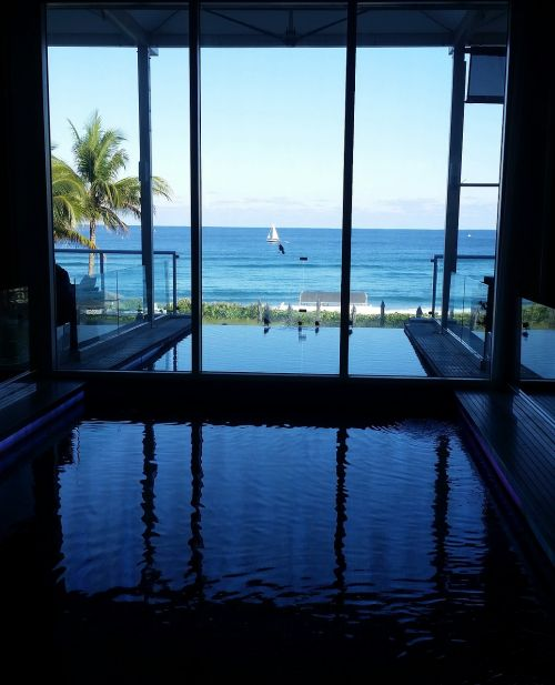 room ocean water