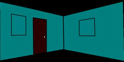 room interior door