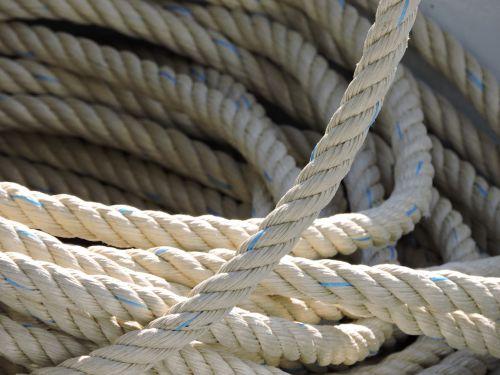 rope nautical ship