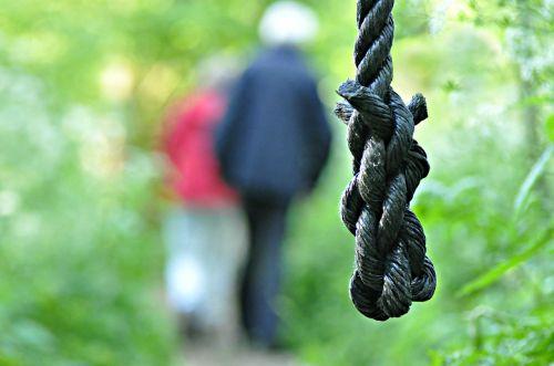 rope noose death