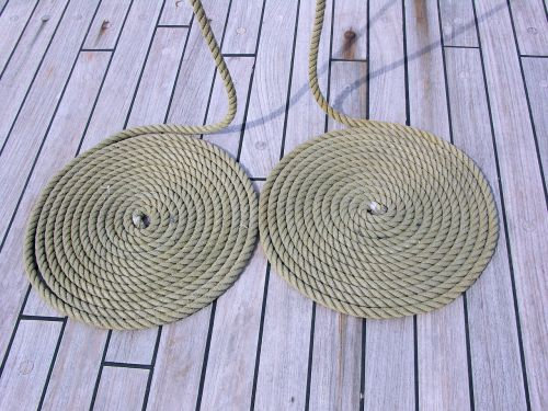 rope coil coiled