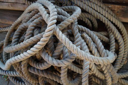 rope dew old