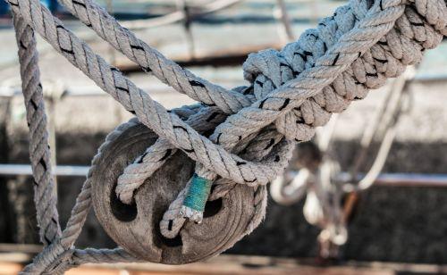 rope boat nautical