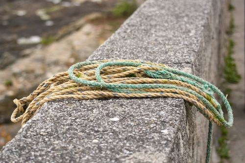 rope link tether
